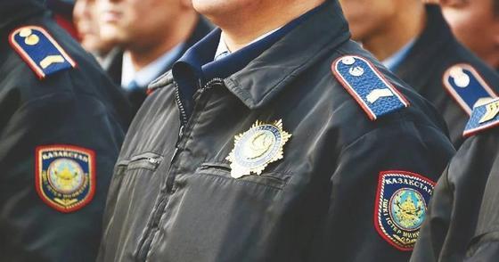 148 полицейских уволены в Алматы