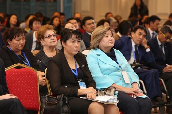 На Гражданском форуме Алматы наградили лучшие городские соцпроекты