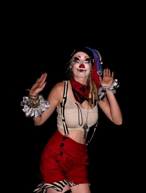 Гезеринг джаггало: фетиш-фестиваль клоунов