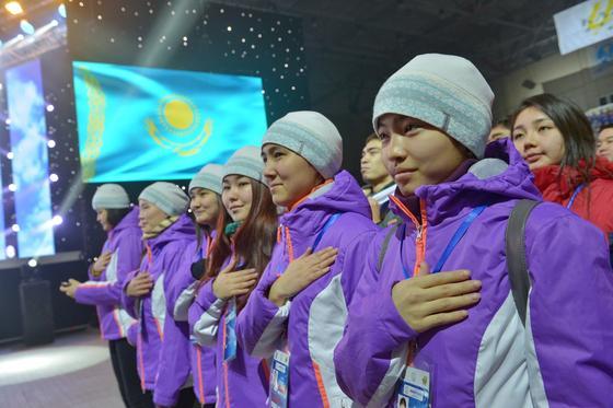В Павлодаре стартовала VII Зимняя Универсиада