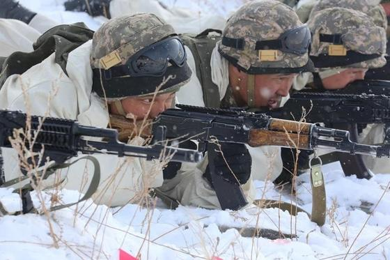 В региональном командовании «Юг» завершились контрольно-комплексные занятия с разведывательными подразделениями