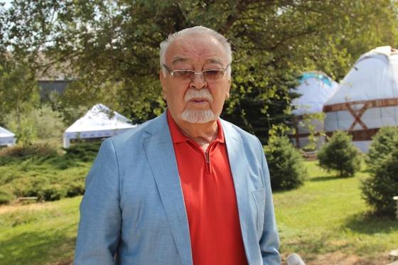 Асанали Ашимов: Мы должны гордиться своими талантами
