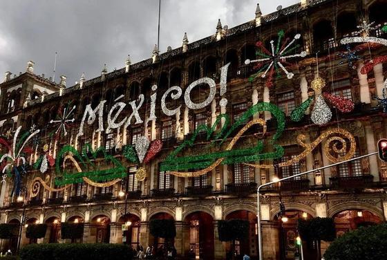 Самый большой город Мехико