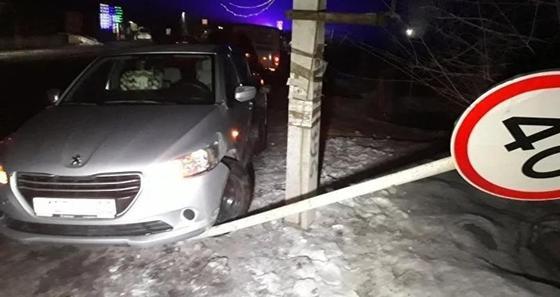 Три человека пострадали в результате ДТП в Алматы (фото)