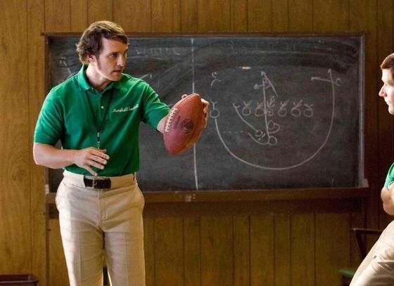 Фильмы про американский футбол, основанные на реальных событиях