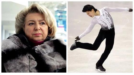 Татьяна Тарасова: «Очень обидно, но у Дениса Тена травмы, несовместимые с результатами»