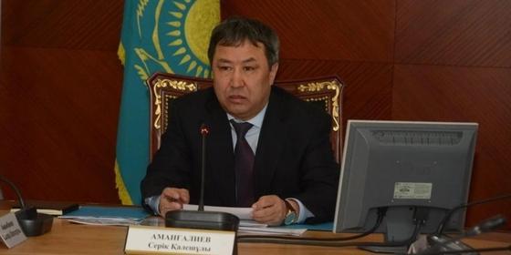 Замакима Мангистауской области арестован