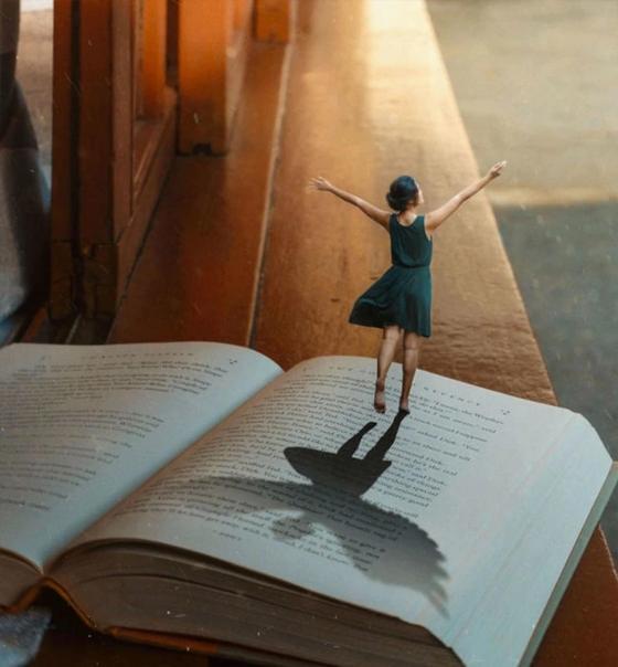 Цитаты про книги и чтение