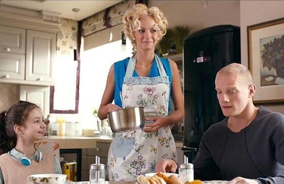 Фильм «Завтрак у папы»: актеры