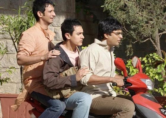 Индийские фильмы-комедии: список лучших