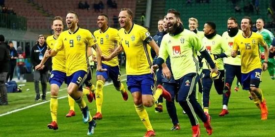 Швеция обыграла сборную Кореи в своем первом матче на Чемпионате мира