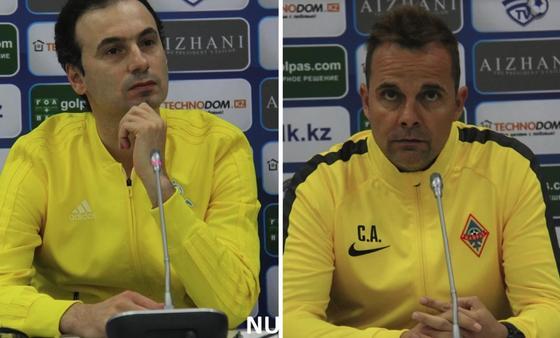 """Новый тренер """"Астаны"""": Мы все были шокированы назначением Стойлова"""