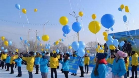 Как отдыхаем в декабре 2018 в Казахстане