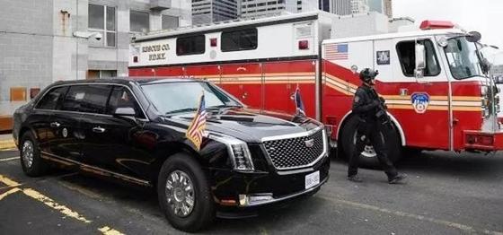 Холодильник с кровью Трампа: что хранит в себе и как выглядит лимузин президента США