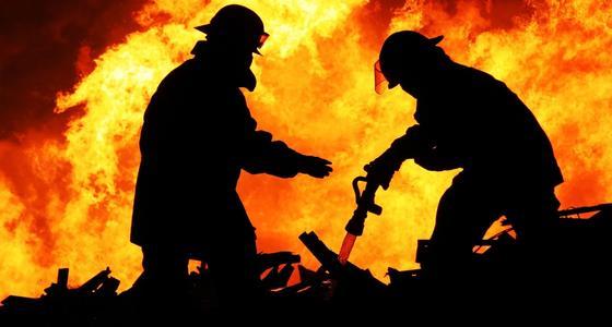 Кафе горело в Алматы: пожарные работали по повышенному рангу вызова