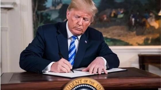 США накладывают строжайший режим санкций на Иран