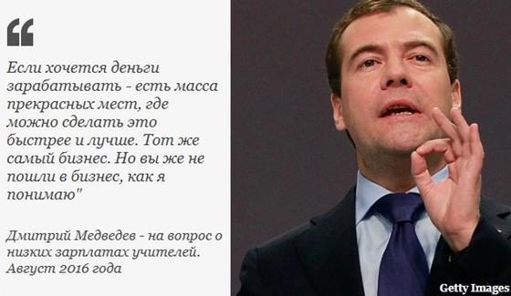 """""""Всегда быть подтянутым и улыбаться"""". Семь громких цитат Медведева"""