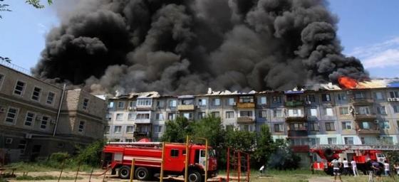 В Казахстане растет число пожаров на фоне снижения финансирования служб пожаротушения