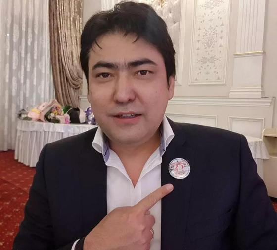 Мейрамбек Бесбаев. Фото: Instagram