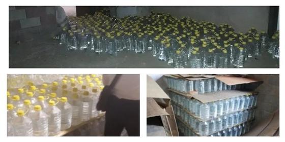 Сотрудники ДГД изъяли «паленой» водки на 730 тысяч тенге в Алматинской обалсти