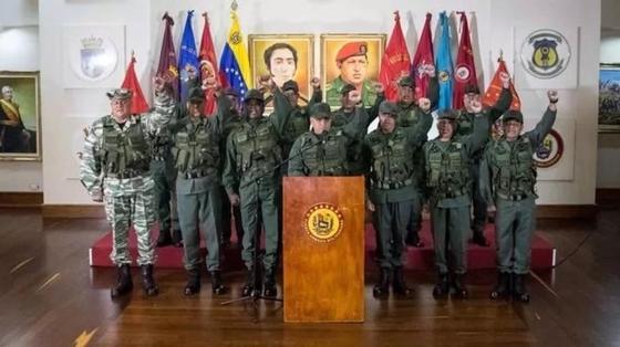 Шесть арестов, зарубежные организаторы: что Венесуэла говорит о покушении на президента Мадуро