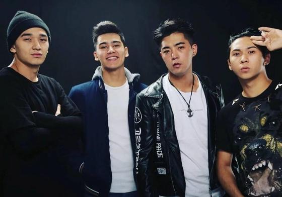 Казахстанские группы из парней список