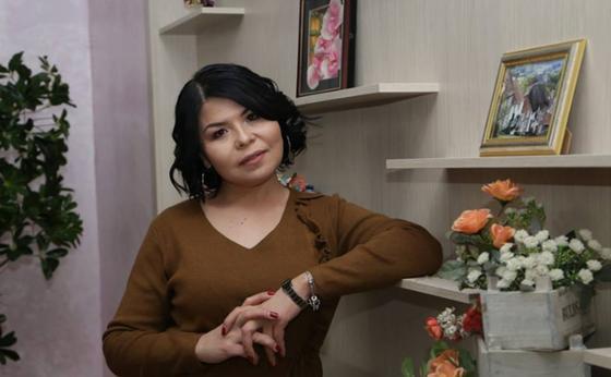 Әлия Құдайбергенова. Фото: Журналистің жеке парақшасынан