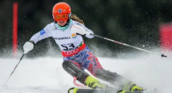 Олимпиада-2018: соревнования горнолыжниц отменили из-за ветра