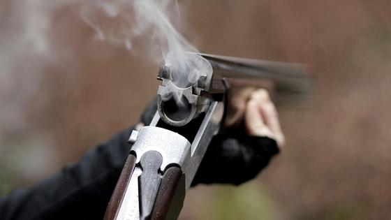 Мужчина выстрелил из огнестрельного оружия в жителя Аксу