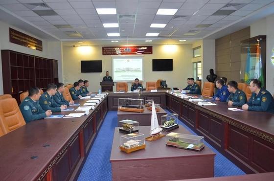 В Астане прошли учебно-методические сборы с инструкторами-сержантами