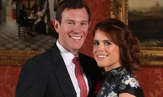 Британцы протестуют свадьбы принцессы Евгении и Джека Бруксбэнка
