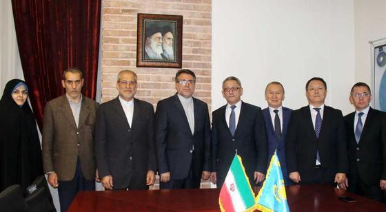 Казахстанско-иранские консульские консультации прошли в Тегеране