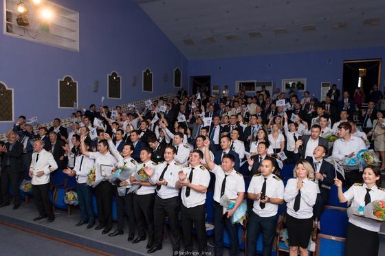 В Актау компания «Казмортрансфлот» отметила 20-летний юбилей