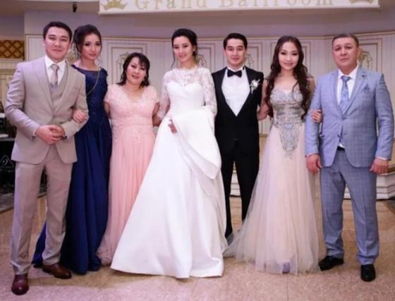 Свадьба Асылхана Толепова. Фото: comode.kz