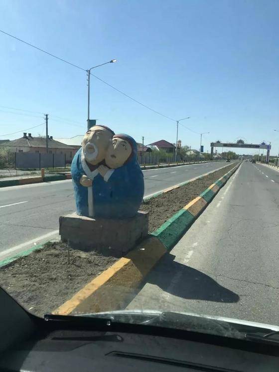 Түркістан қаласы. Фото: NUR.KZ