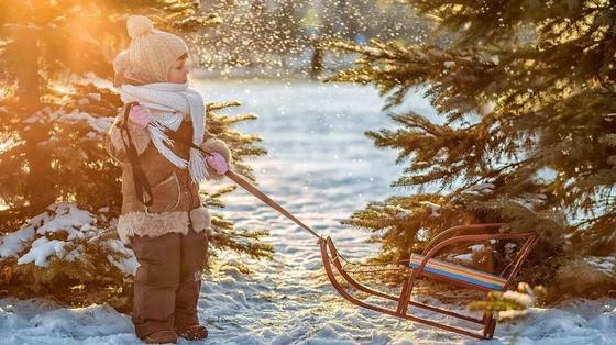 Погода на выходные: В Казахстане будет морозно и солнечно