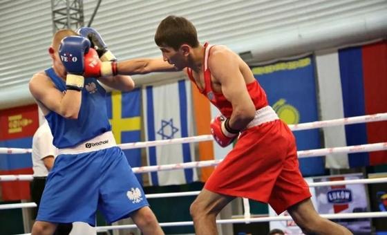 Қазақ боксшылары Польшада топ жарып, 4 алтын медаль жеңіп алды