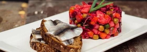 Винегрет: салат, рецепт