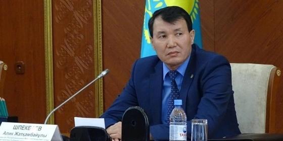 Шпекбаев рассказал Токаеву о работе антикоррупционной службы