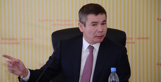 Рыскалиева вызвали на допрос в Астану