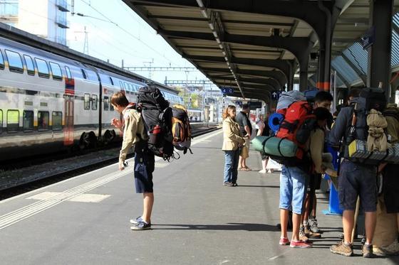 Кому выгодны «помогайки» на вокзалах