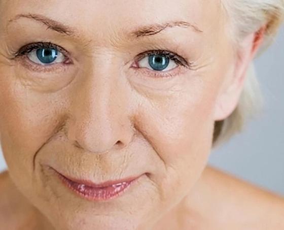 кожа женщин после 40 лет