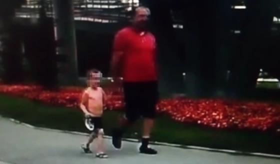 Раскрыто преступление с 4-х летним ребенком на ВОАД: его бил камнем собственный отец