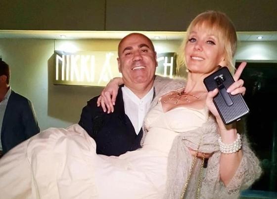 Валерия получила от мужа кольцо с бриллиантом стоимостью 21 млн тенге
