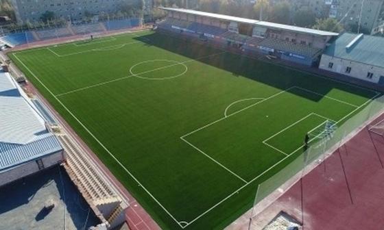 """стадион """"Окжетпес"""""""