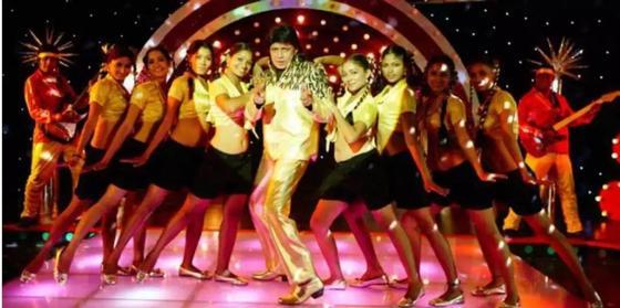 """Танцор диско"" (1982)"