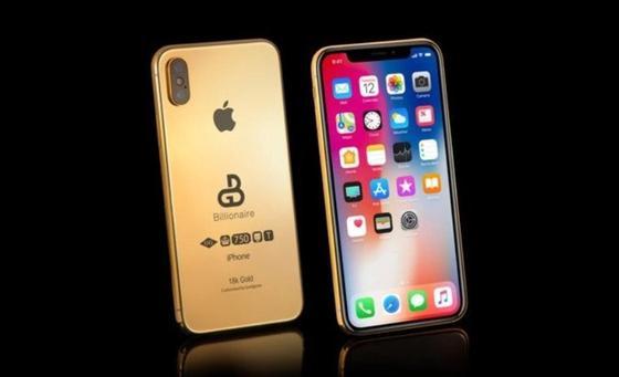 Представлен золотой iPhone XS для миллиардеров