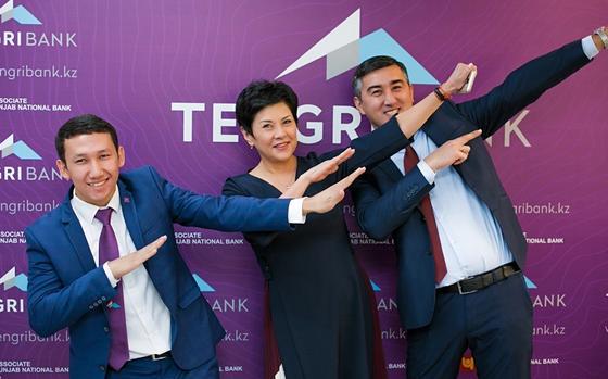 В Каскелене открылся новый филиал «Tengri Bank»