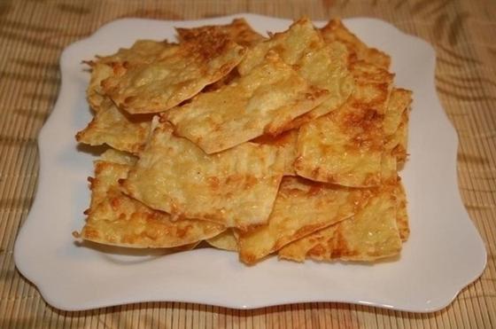 Как сделать чипсы из лаваша в домашних условиях