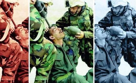 Правдивые фотографии, показывающие как СМИ манипулируют нашим мнением